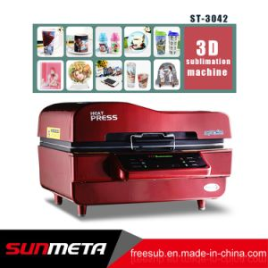 Freesub 3D Sublimation Vacuum Heat Press Machine for Sales (ST-3042) pictures & photos