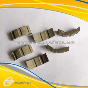 Blade Diamond Segment for Limestone
