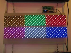 16 Inch LED Gas Station Price Sign With Outdoor Waterproof IP65