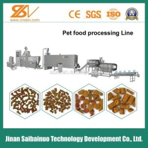 Full Automatic Pet Dog Food Machine Plant pictures & photos