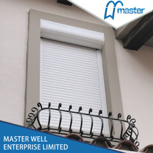 Electric Aluminum Roller Shutter Window pictures & photos
