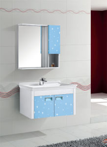 Modern Style Bathroom Furniture with Side Cabinet (T-9759) pictures & photos