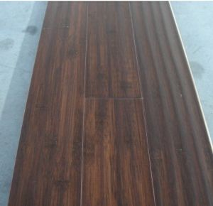 Hand Scraped/Carbonized/Strand Woven Bamboo Flooring
