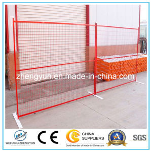 Canadian Temporary Fence, Temporary Fence Panel, Canada Standard Welded Temporary Fence pictures & photos