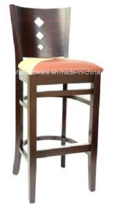 Cheap Wooden Chair Bar Stool
