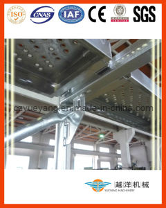 High Quality Layher Facade Scaffold System pictures & photos