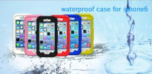 Sale Mobile Phone Case, Shockproof Waterproof Case for iPhone 6 Newest!