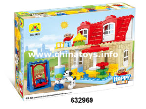 Educational Toy Building Block Game for Children (632978) pictures & photos
