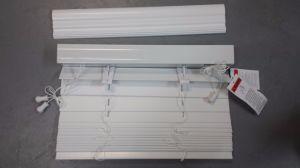 Pleated Zebra Shutters Aluminium Tube Window Blind pictures & photos
