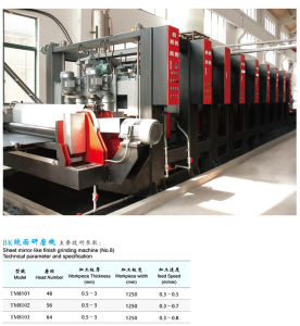 8k Mirror Polishing machine (SMP-T1-1550-24-S) pictures & photos