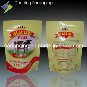 Plastic Packaging, Stand up Zipper Bag for Milk Powder (DQ0042) pictures & photos