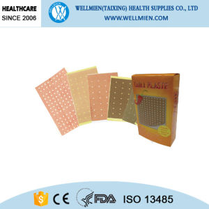 Ce Sterile Perforated First Aid Band Skin Color pictures & photos