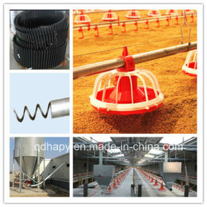 Environment Controlled Poultry Feeding Equipment for Broiler pictures & photos