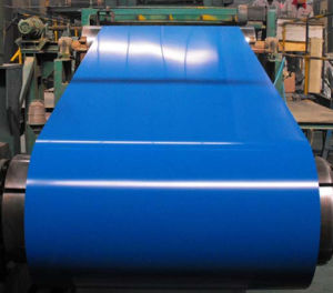 Colorful Prepainted Galvanized Galvalume Steel Coil Rolls/ PPGI PPGL pictures & photos