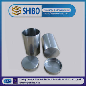 Smelting Tungsten Crucibles, 6-8L W Crucibles for Lab Electric Furnace pictures & photos
