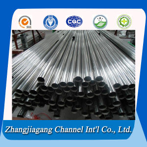 China Cheap Food Grade 304 Price Stainless Steel Pipe pictures & photos