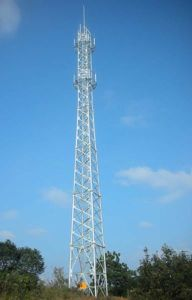 Transmission Lattice Angle Steel Tower pictures & photos