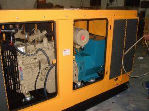 150kVA/120kw Silent Type Cummins Diesel Generator in Stock pictures & photos