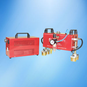 Portable Metal Marking Machine, Pneumatic DOT Peen Marking Engraving Machine pictures & photos