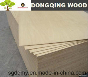 Laminate Furniture Board/Plywood Board From Shandong Factory pictures & photos