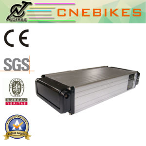 48V 10ah Li-Polymer / LiFePO4 E-Bike Lithium Battery pictures & photos