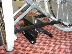 Wheelchair Restraint System Easy Lock pictures & photos
