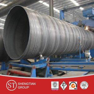Spiral Steel Pipe for Oil and Gas pictures & photos