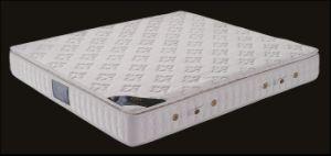 Medium Soft Pillowtop Pocket Spring Mattress pictures & photos