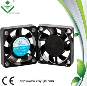 30X30X10mm DC Axial Fan 2016 China Micro USB Fan pictures & photos