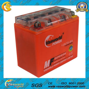 Sealed Mf Motorcycle Gel Battery 12V7ah 12n7d Rechargeable Lead Acid Battery Motorcycle Parts Motorcycle Battery Manufacturer pictures & photos