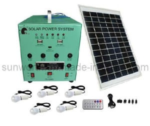 40W Solar Home System ---New (S203)