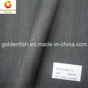 Wool Blended Suit Fabric for Jackets or Coats or Uniform Suits