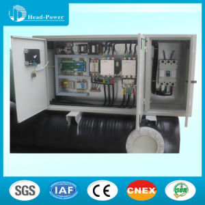 Water Cooled Screw Chiller Use Shell and Tube Heat Exchanger Parts High Efficient pictures & photos