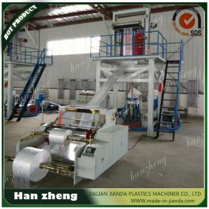 ABA PE Blown Film Extruder for Shopping Bags Sjm-Z45-2-850 pictures & photos
