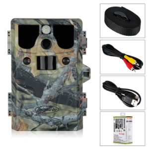 12MP HD 1080P 8 in 1 No Glow Long Range Wildlife Scouting Hunting Game Camera Trap pictures & photos