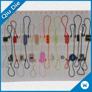 Customized Plastic&Silicon&PVC Zipper Pullers for Garments & Home Textile pictures & photos