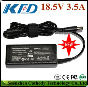 65W Laptop AC Adaptor for HP Pavilion 19V 3.34A G70t pictures & photos