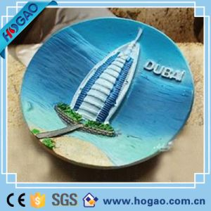 3D Sailing Boat Marine Polyresin Souvenir Fridge Magnet pictures & photos