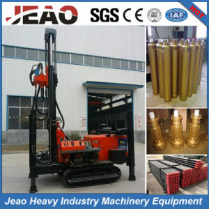 150m Depth Hydrauli Pneumatic Type Water Well Drilling Rig (JW150) pictures & photos