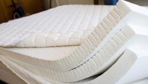 Hm105 Sweet Dreams Thin 100% Natural Latex Mattress pictures & photos