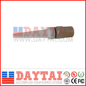RoHS Audio & Video Broadcast Coaxial Cable Male Type CATV Terminator pictures & photos