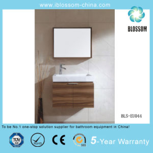 Modern European Wall-Hung Bathroom Cabinet (BLS-EU044) pictures & photos