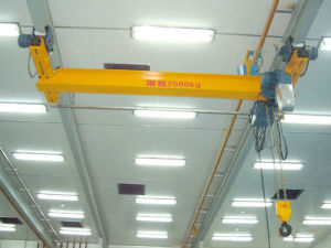 Single Girder Overhead Crane (LX Model 0.5-5T) pictures & photos