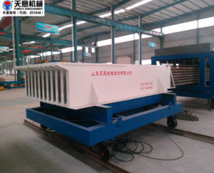 Energy-Saving Automatic Light Weight EPS Sandwich Wall Panel Making Machine pictures & photos