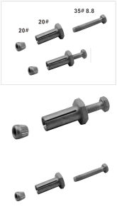 Chinese Supplier M8X14X90mm Hex Bolt Anchor Bolt Extension pictures & photos