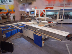 Digital Display Woodworking Machine Precise Panel Saw pictures & photos
