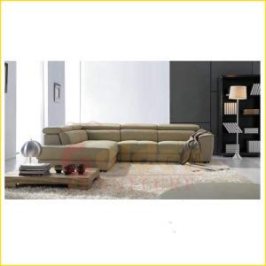 Dubai Leather Sofa Furniture pictures & photos
