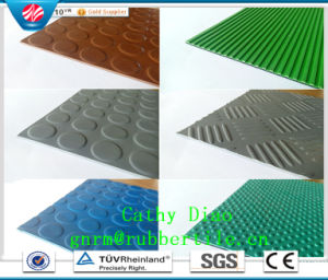 Supply Anti-Slip Rubber Flooring High Quality Rubber Flooring Fire-Resistant Rubber Flooring pictures & photos