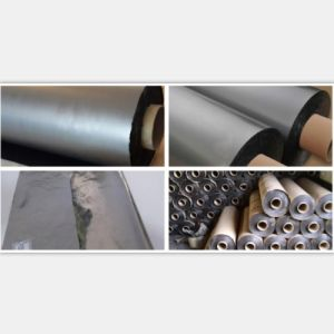 99% High Carbon Expanded Flexible Graphite Foil pictures & photos