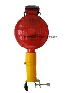 Solar Safety Flashing LED Warning Light for Road Barricade Pjwl200